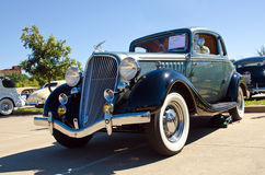 1934 Terraplane Coupe Royalty Free Stock Photography