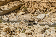 Terraplenagem de Tunísia Foto de Stock Royalty Free