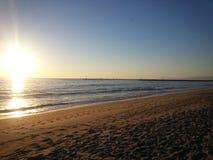 Terras comuns do lado de mar fotografia de stock royalty free