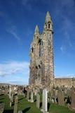 Terras da catedral do St Andrews Fotos de Stock