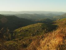 Terras do Barroso,Montalegre,Portugal Stock Photography