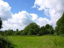 Terras do castelo da batalha fotografia de stock royalty free