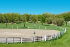 Terras do rodeio Foto de Stock Royalty Free