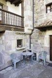 Landelijk terras stock afbeeldingen beeld 31610344 - Terras van huis ...