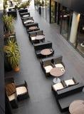 terrass för 2 stång Royaltyfri Fotografi
