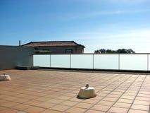 Terrasse lizenzfreie stockfotografie