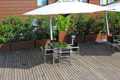 Terrasse images stock