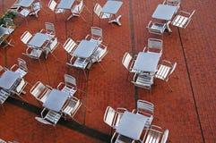 Terrasse Image libre de droits