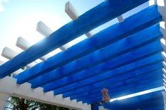 Terrasse Photo libre de droits