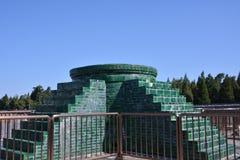 terrasse Lizenzfreies Stockbild