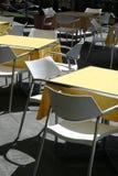 Terrasse al sole Fotografia Stock