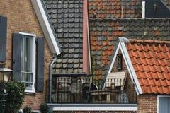 Terrasse de toit Photographie stock