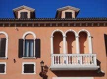 Terrasse-Häuser Lizenzfreie Stockfotografie