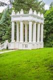 Terrasse im Naturpark in Kislovodsk Lizenzfreies Stockbild