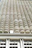 terrasse Thaïlande dans la ligne gratte-ciel d'immeuble de bureaux Photos libres de droits
