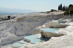 terrasser Arkivbild