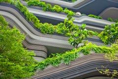 Terrasses modernes Photographie stock libre de droits