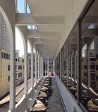terraza Fotos de archivo libres de regalías