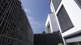 terraza almacen de metraje de vídeo