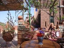 terraza Imágenes de archivo libres de regalías