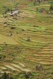 Terraza china de Fubao (15) Fotografía de archivo