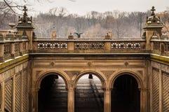 Terraza de Bethesta Fotografía de archivo libre de regalías