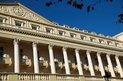 Terraza de la casa de Carlton Imágenes de archivo libres de regalías