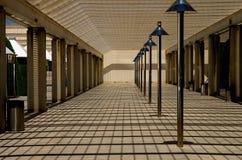 Terraza de la reconstrucción Fotos de archivo libres de regalías