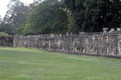 Terraza del elefante cerca de Angkor Wat Foto de archivo libre de regalías