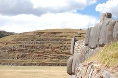 Terrazas de piedra Foto de archivo