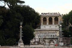 Terrazza del Pincio editorial photography. Image of popolo - 46557662