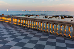 Terrazza Mascagni In Livorno, Italy Editorial Photo - Image: 81710776