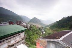 Terrazzi del riso di Banaue, Filippine Immagini Stock Libere da Diritti