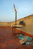 Terrazzo Immagini Stock Libere da Diritti