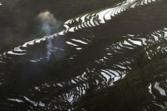 Terrazzo di Hani, Yunnan, China015 Immagine Stock Libera da Diritti