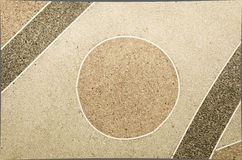 Terrazzo floor Royalty Free Stock Photos