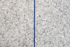 Terrazzo floor, polished stone Stock Photography