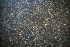 Terrazzo Floor texture background pattern with black edge royalty free stock images