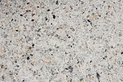 Terrazzo floor texture, polished stone pattern wall  surface marble for background. Stock Photo