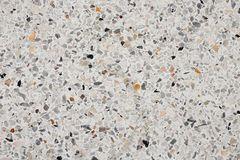Terrazzo floor texture, polished stone pattern wall  surface marble for background. Stock Photos