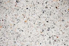 Terrazzo floor texture, polished stone pattern wall  surface marble for background. Stock Photography