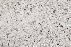 Terrazzo floor texture, polished stone pattern wall  surface marble for background Stock Photos