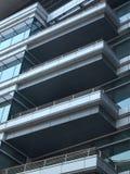 Terrazzo moderno dell'ufficio Fotografia Stock