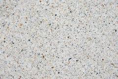Terrazzo opgepoetst van de steenvloer en muur patroon en kleurenoppervlakte Stock Afbeeldingen