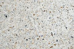 Terrazzo polished stone floor and wall pattern and color surface marble and granite stone, material for decoration background stock photos