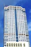Terrazzo Tailandia di Bangkok in grattacielo Fotografia Stock Libera da Diritti