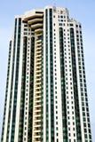 terrazzo Tailandia di Bangkok lo skyscrape moderno della costruzione Fotografie Stock