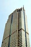 terrazzo Tailandia di Bangkok nei palazzi del distretto di ufficio Immagine Stock Libera da Diritti