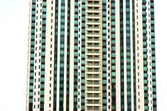 Terrazzo Tailandia di Bangkok nell'estratto dell'ufficio il moder Immagini Stock