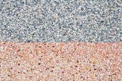Terrazzo texture colorful Stock Image